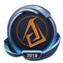 Worlds 2018 Ascension Gaming Emote