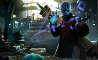 Ryze Update Professor Splash Konzept 03