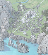 The Great City of Demacia map 02