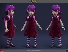 Annie cin model 2
