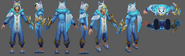 Ezreal PajamaGuardian Model 02
