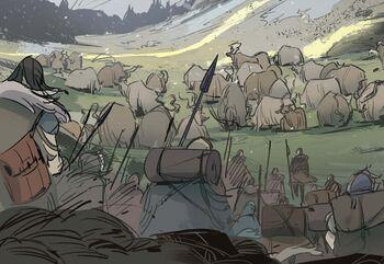 Ice Children's Herd of Elnüks