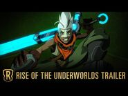 New Expansion- Rise of the Underworlds - Cinematic Trailer - Legends of Runeterra