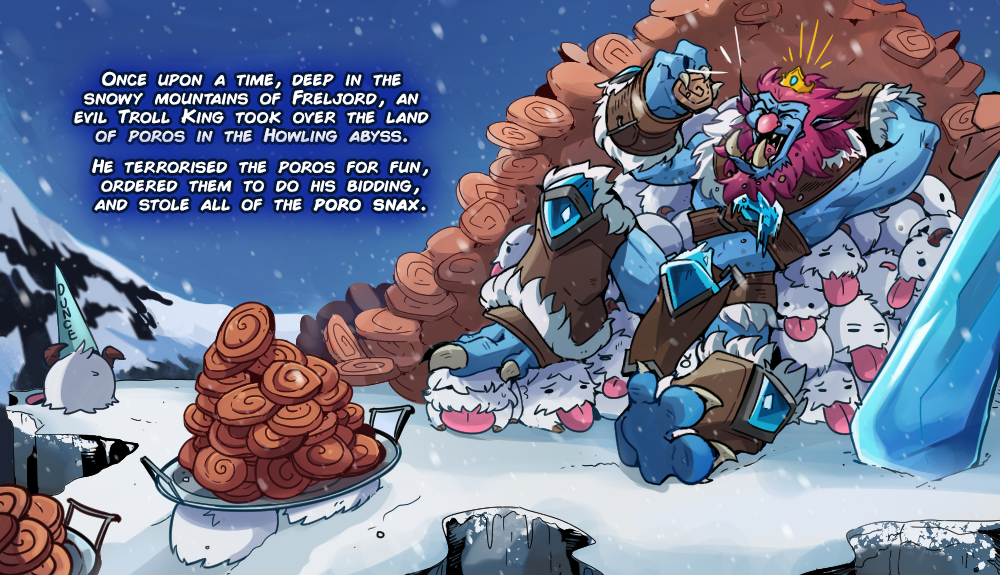 The Tale of the Poro King pr01.png