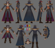 Twisted Fate WR Model 01