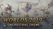 Worlds 2019 - Pantalla de Inicio