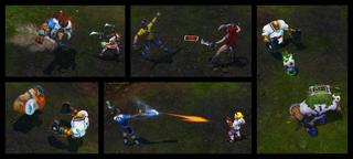 Legends of the Field Screenshots 2