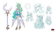Soraka StarGuardian Concept 01