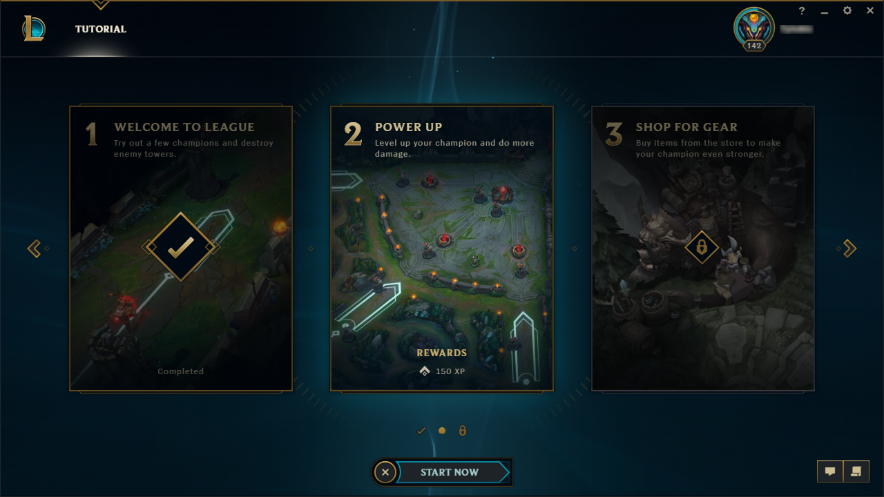 Tutorial (League of Legends)