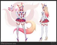 Ahri StarGuardian Concept 11