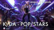 League of Legends на русском K DA - POP STARS Onsa Media