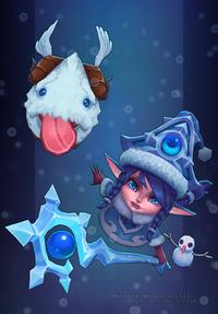 Lulu Winterwunder- Konzept