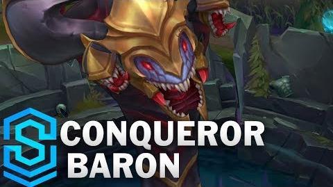 MSI 2018 - Conqueror Baron League of Legends