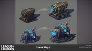 Nexus Siege Turret Concept 06