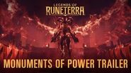 New Expansion Monuments of Power Legends of Runeterra - Call of the Mountain