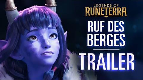 Ruf des Berges - Launch-Trailer Neue Erweiterung und Region Legends of Runeterra