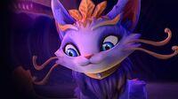 Yuumi, Magiczna Kotka - Zwiastun bohaterki