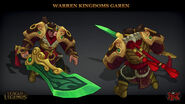 Garen WarringKingdoms model 01