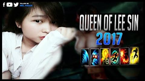 Lee Sin Montage 2017 - Queen of Lee Sin 2017