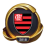 Worlds 2018 Flamengo eSports (Gold) Emote