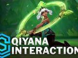 Qiyana/LoL/Audio