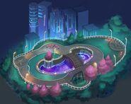 Valoran City Park concept 05