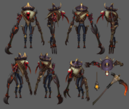 Fiddlesticks Update Bandito Model 01