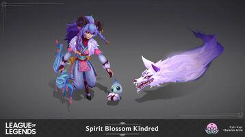 Kindred Seelenblumen Model 07