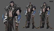 Sylas Freljord Warriors Concept 02