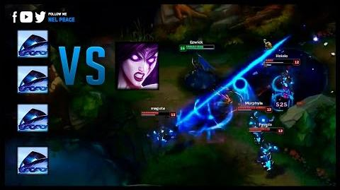 Amazing One for All Unbelievable Moments League of Legends