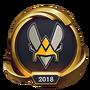 Emotka Mistrzostwa 2018 – Złote VIT