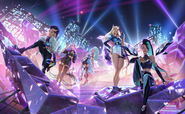 KDA ALL OUT 2020 LoR Background 01