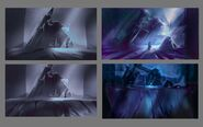 Lissandra Legend of the Frozen Watchers Concept 02