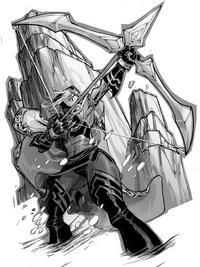 Ashe Combat