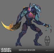 Kha'Zix Odyssey Concept 03
