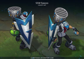 Singed SSW- Konzept