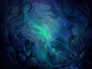 Twisted Treeline background