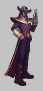 Twisted Fate Update Concept 01