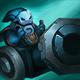 Blue Cannon MinionSquare