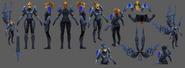 Kayle Update Riot Model 02