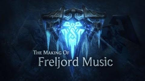 The Making of Freljord Music League of Legends