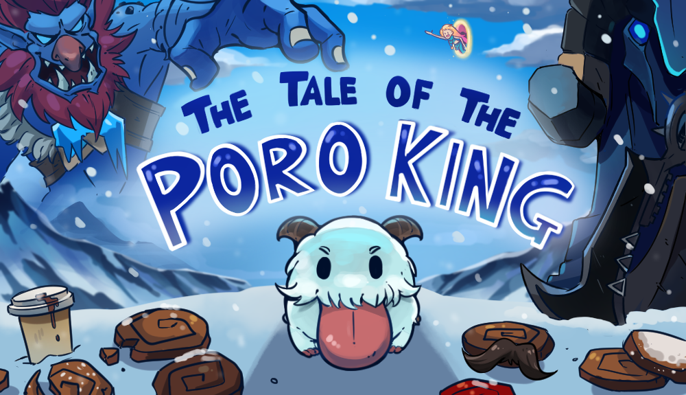 The Tale of the Poro King Cover.png