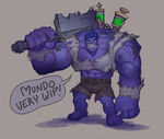 Dr. Mundo Update Concept 01