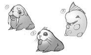 Wharf Rat Walruses