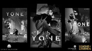 Yasuo Yone Kin of the Stained Blade Concept 11