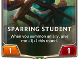Sparring Student (Legends of Runeterra)