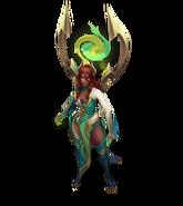 Karma TranquilityDragon (Emerald)