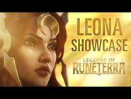 Leona Champion Showcase - Gameplay - Legends of Runeterra