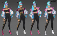 Qiyana TrueDamage Concept 05