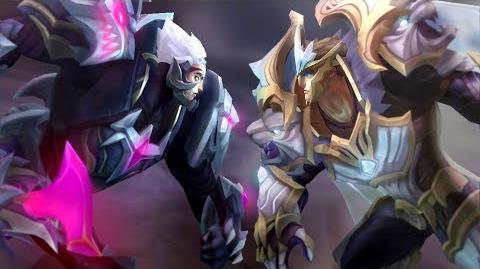 Where Power Lies VS 2018 Legendary Skins Trailer - League of Legends